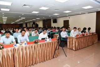Đảng ủy Vietcombank tổ chức Hội nghị học tập Chỉ thị 05-CT/TW