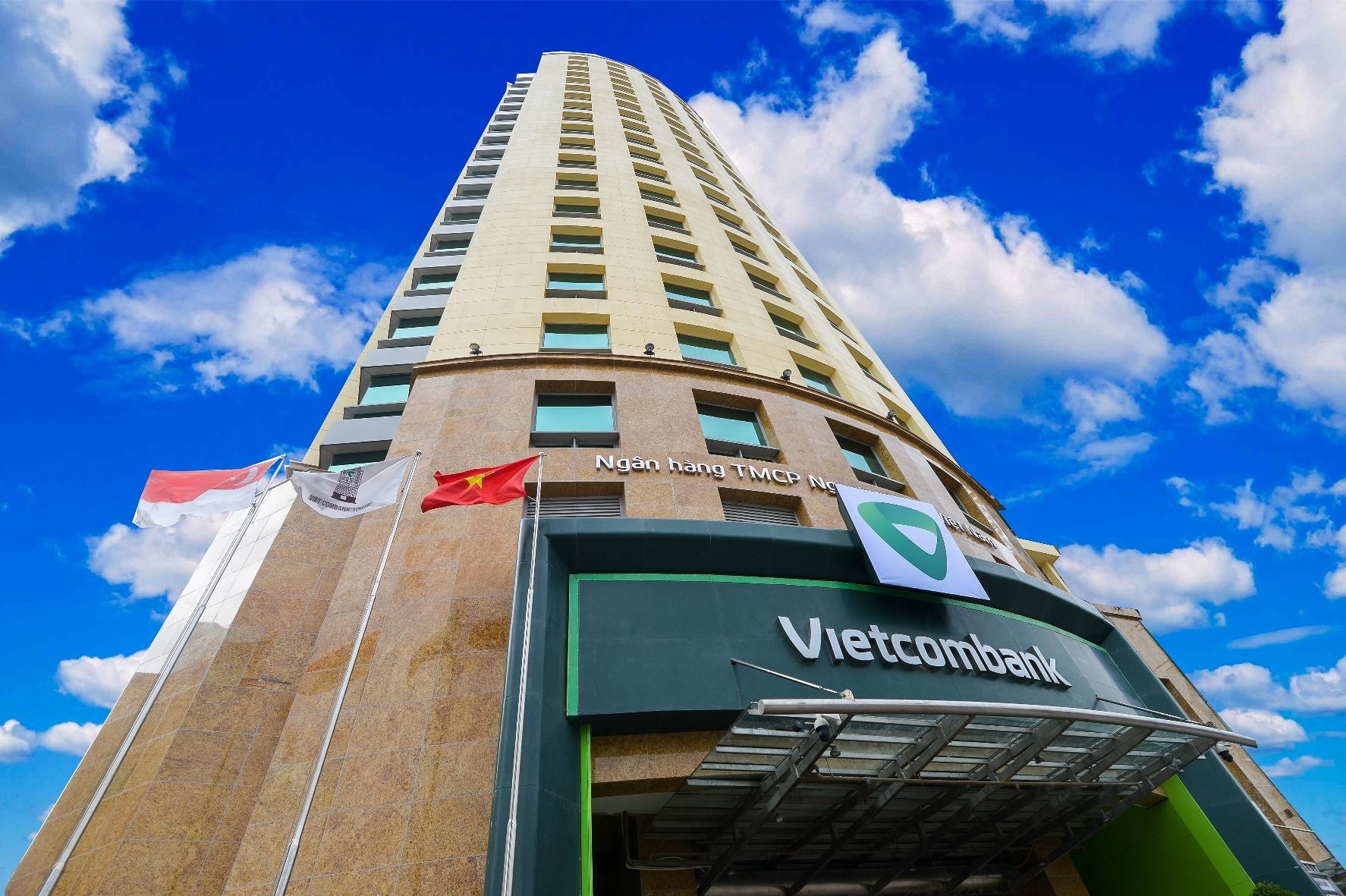 vietcombank duoc sp xep hang tin nhiem cao nhat trong cac ngan hang viet nam