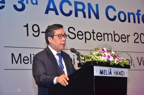 Khai mạc Hội nghị Mạng lưới thông tin tín dụng châu Á lần thứ 3