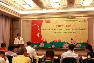 Niềm tin của đoàn viên, thanh niên Vietcombank với Đảng