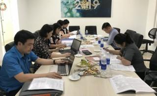 Công đoàn Ngân hàng Việt Nam kiểm tra việc chấp hành Điều lệ và công tác tài chính