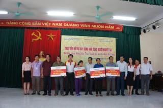 200 triệu xây nhà cho người khuyết tật huyện Ba Chẽ, Quảng Ninh