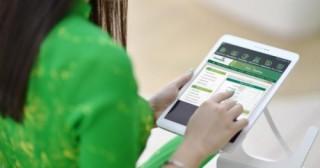 Vietcombank mở rộng dịch vụ tra soát trực tuyến