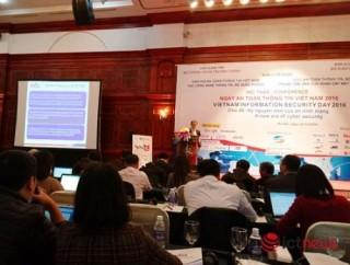 Hội thảo quốc tế Ngày An toàn thông tin Việt Nam 2018