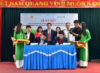 Viecombank Lạng Sơn thực hiện chi ngân sách Nhà nước
