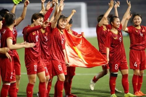 Thêm ngân hàng công bố thưởng 500 triệu đồng cho đội tuyển bóng đá nữ Việt Nam