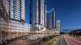 Hút khách, chủ đầu tư tiếp tục ra mắt tòa T1 dự án Sun Grand City Ancora Residence