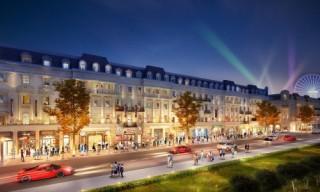 Shophouse mặt đường lớn tại đô thị biển: Khao khát của giới đầu tư 2019?