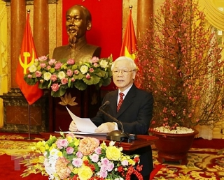 Tổng Bí thư, Chủ tịch nước Nguyễn Phú Trọng: Chung sức đồng lòng vì một Việt Nam cường thịnh