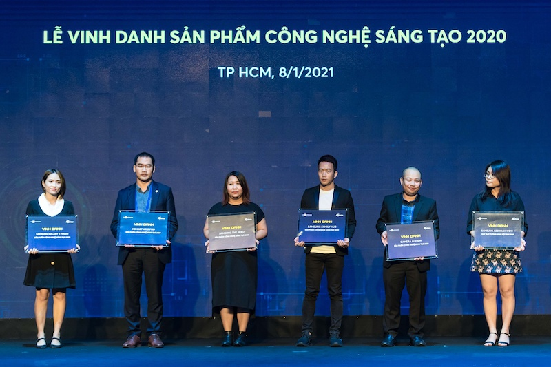 vsmart thuong hieu dien thoai viet xuat sac nhat tech awards 2020