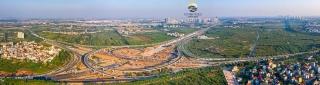 Khơi thông nút giao Cổ Linh, trục kinh tế trọng điểm phía Đông Hà Nội đã thành hình
