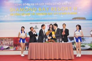 Vay lãi suất 0% khi mua căn hộ Diamond Bay Resort II Nha Trang