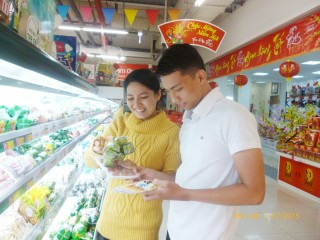 LOTTE Mart giảm giá nhiều mặt hàng nhân dịp Tết Nguyên đán