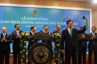 Thủ tướng mong muốn TTCK phát triển công khai, minh bạch hơn