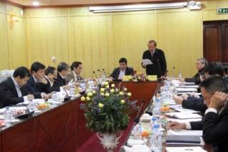 Ban cán sự Đảng Bộ KH&ĐT tổ chức kiểm điểm phê bình và tự phê bình