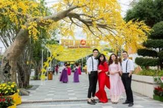 Nhiều điều bất ngờ lớn đang đón chờ du khách tại Sun World Danang Wonders Tết này
