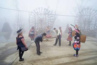 Tết vui thả ga với loạt lễ hội tưng bừng tại các khu vui chơi giải trí khắp ba miền
