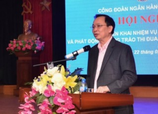 Công đoàn Ngân hàng Việt Nam triển khai nhiệm vụ năm 2019