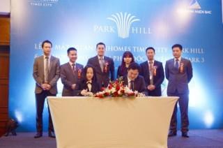 Mở bán chính thức căn hộ Park 3 – KĐT Times City