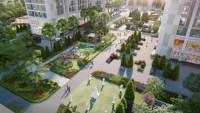 Vinhomes Green Bay ra mắt 2 tòa căn hộ C1 và C2