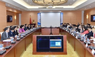 Phó Thống đốc Nguyễn Thị Hồng làm việc với đoàn Hội đồng Kinh doanh US-ASEAN