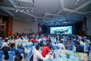 Thăng hoa với màn nghệ thuật ấn tượng tại sự kiện đầu tư Nam Phú Quốc