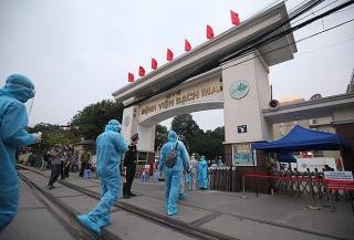 Việt Nam ghi nhận thêm 9 ca mắc mới bệnh COVID-19