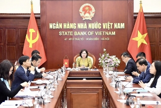 Thống đốc NHNN Nguyễn Thị Hồng tham dự Phiên họp Kinh tế Toàn cầu BIS tháng 3/2021