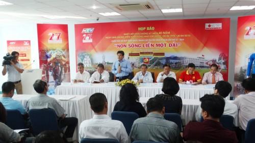 Tân Hiệp Phát tiếp tục đồng hành cùng giải đua xe đạp HTV 2015