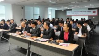 Trí thức trẻ Việt học tập kinh nghiệm tại Hàn Quốc