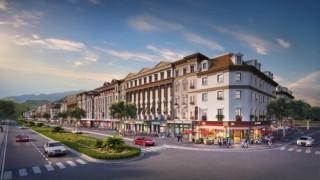 """Công bố chính sách """"vàng"""" cho nhà đầu tư shophouse đa châu lục ở Hạ Long"""