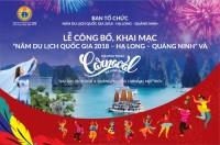 Pháo hoa nghệ thuật tại Carnaval Hạ Long 2018 đến từ đâu?