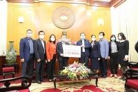Ngân hàng Hợp tác xã Việt Nam chung tay đẩy lùi dịch Covid-19