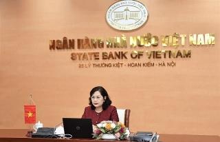 Hội nghị trực tuyến giữa Tổng Giám đốc IMF với các nước hội viên khu vực ASEAN