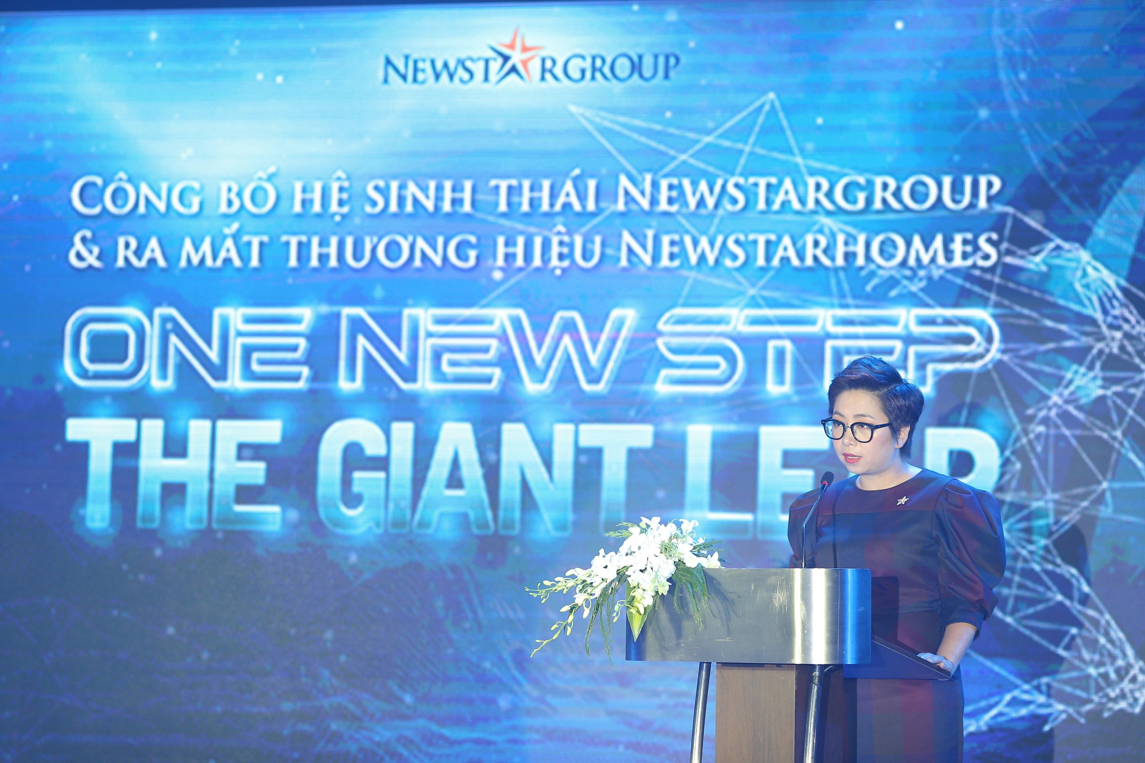newstargroup cong bo he sinh thai bat dong san toan dien va thuong hieu newstarhomes