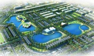 EZ Việt Nam phân phối dự án gần 450ha của DIC Corp