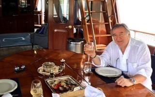 Tỷ phú Thụy Sỹ tính mang dịch vụ du thuyền tới Phú Quốc