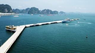 Siêu du thuyền 150 triệu USD của ông chủ CLB Tottenham tại vịnh Hạ Long