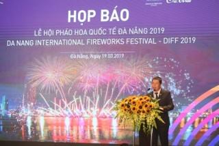 Khoảng 150 tỷ đồng sẽ được đầu tư cho Lễ hội pháo hoa quốc tế Đà Nẵng- DIFF 2019