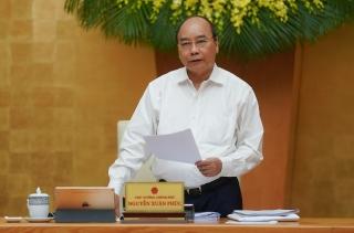 Thủ tướng: Phải sớm phục hồi, phát triển các hoạt động kinh tế-xã hội