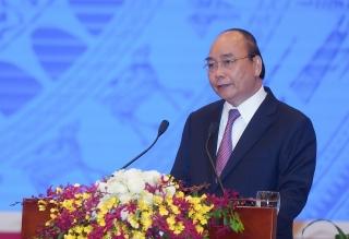 Bài phát biểu của Thủ tướng khai mạc Hội nghị với doanh nghiệp