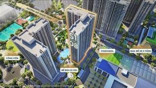 """Mở bán lần đầu tiên tòa tháp căn hộ """"trái tim"""" Vinhomes Ocean Park"""