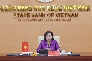 Thống đốc Nguyễn Thị Hồng tham dự Phiên họp Kinh tế toàn cầu - Ngân hàng Thanh toán Quốc tế
