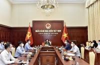 Thống đốc NHNN Nguyễn Thị Hồng tham dự Phiên họp Thống đốc các thị trường mới nổi - Ngân hàng Thanh toán Quốc tế