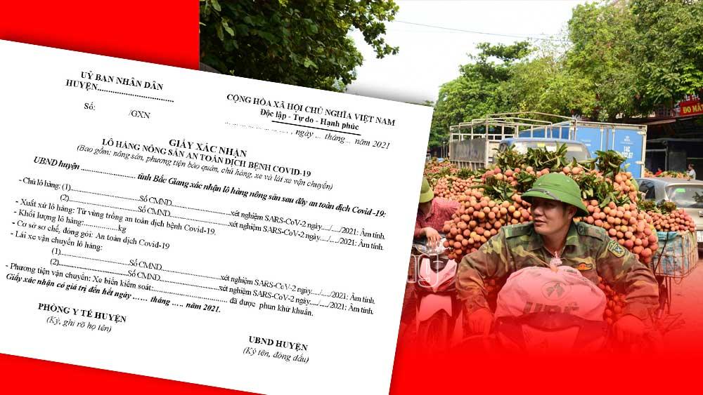 Đồng hành cùng Bắc Giang tiêu thụ nông sản