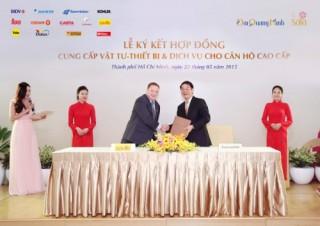 Savills Việt Nam được chọn là đơn vị quản lý dự án Khu đô thị Sala