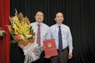 Công bố Quyết định bổ nhiệm Chánh Văn phòng NHNN