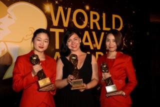 InterContinental Danang Sun Peninsula Resort 'ẵm' cả 4 giải thưởng quan trọng của WTA Châu Á