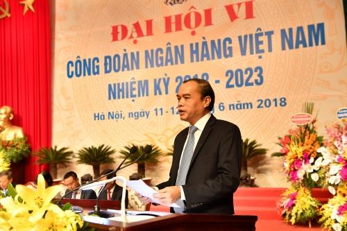 Đại hội Công đoàn Ngân hàng Việt Nam nhiệm kỳ 2018-2023