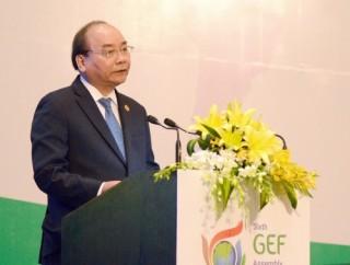 Việt Nam sẵn sàng đồng hành cùng GEF, vì sự phát triển bền vững